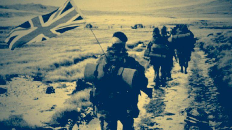 A 35 años de la derrota en las Falkland/Malvinas Macri recibe a ex combatientes y familiares de los caídos