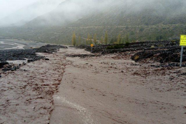 ONEMI actualiza Alerta Temprana Preventiva para las comunas cordilleranas de Santiago