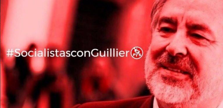 """Laguismo molesto por decisión del PS y califica el apoyo a Guillier como un """"error histórico"""""""
