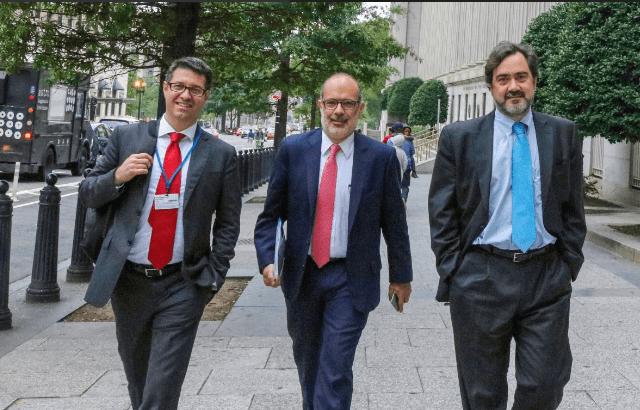 Ministro Valdés participa en las reuniones del BM y del FMI