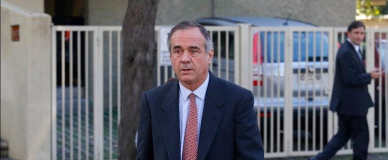 """Ignacio Walker culpó al PS por """"muerte"""" de las primarias en la Nueva Mayoría"""
