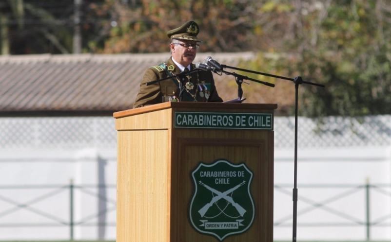 """General Villalobos manifestó """"vergüenza"""" por el """"Pacogate"""" y pidió perdón a todos los chilenos"""