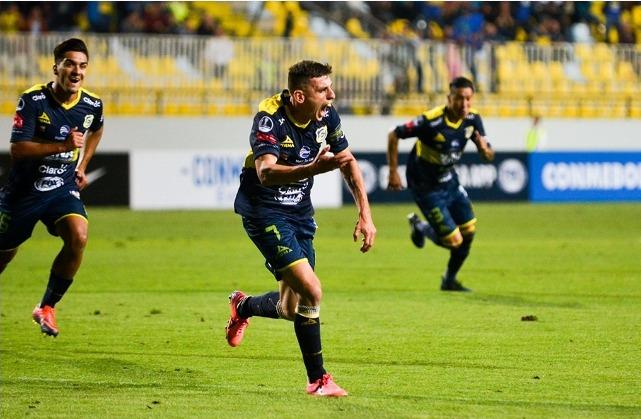 Everton superó por la mínima a Patriotas FC en su estreno copero