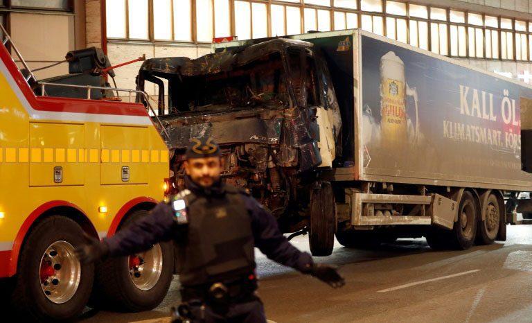 Suecia: Sospechoso de ataque en Estocolmo es un uzbeko