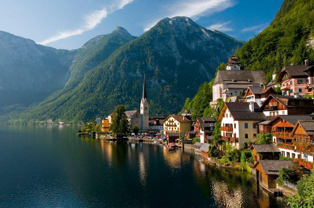 Instagram elige a Hallstatt como el pueblo más bonito de Europa