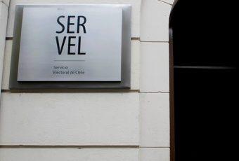 Servel concluye revisión de cuentas de partidos políticos que participaron en las Elecciones 2017