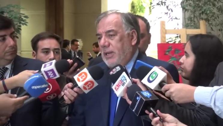 """Andrade por programa de Piñera: """"Es una mirada al pasado"""""""