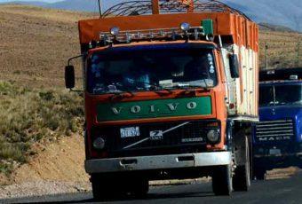 Bolivia ya comienza a reclamar por paro de Aduanas: 850 camiones parados en la frontera