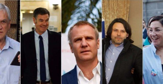 Servel pública las declaraciones de patrimonio de los pre candidatos a primarias