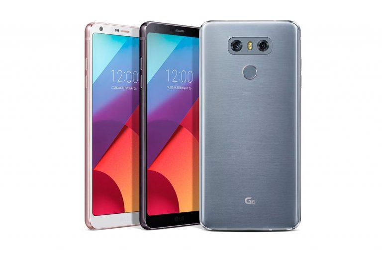 LG presentó su nuevo dispositivo LG G6 con interesante estudio del comportamiento de los chilenos con sus smartphones