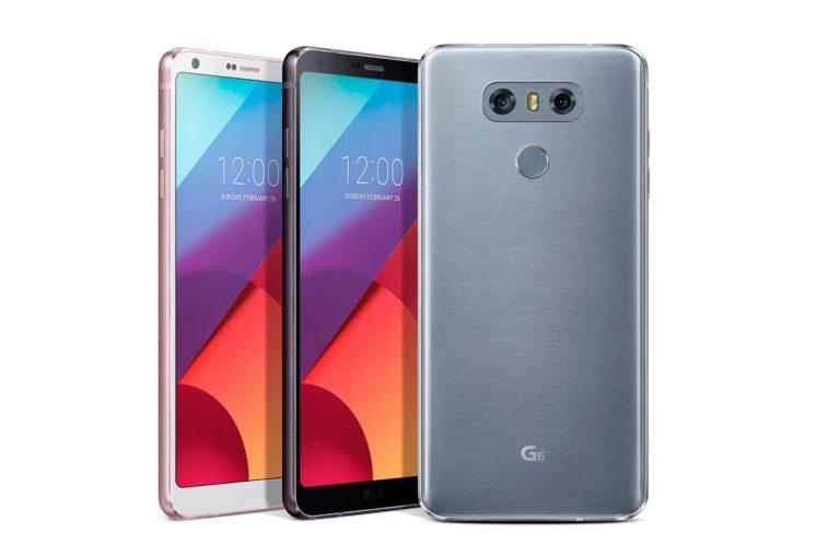 Ya está disponible en Chile LG G6, el primer smartphone con pantalla en 18:9 FullVision®