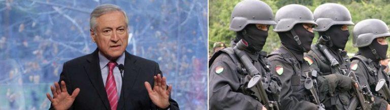 """Cancillería recomienda """"prudencia"""" al gobierno boliviano tras movilización de fuerza de elite a frontera con Chile"""