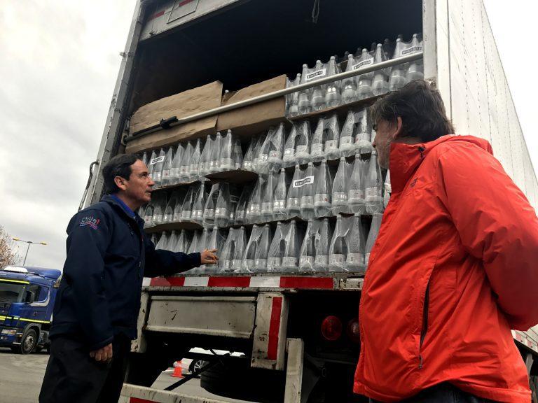 """Onemi  hace positivo balance en cómo se está enfrentando emergencia en el Norte Chico tras """"diluvio"""""""