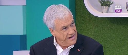 """Piñera se niega a dar a conocer su verdadera fortuna: """"Mi madre siempre me ha dicho que es de mal gusto contar la plata"""""""