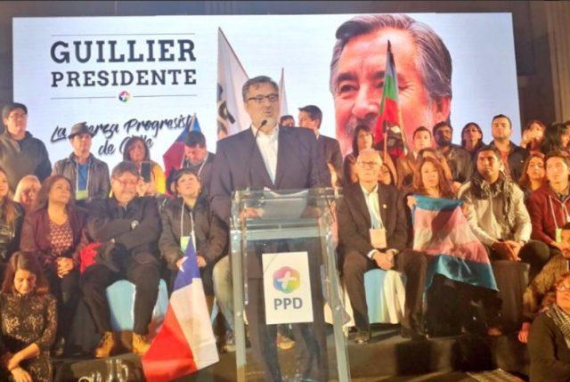 """La dura crítica de Peña a Guillier por su relación con los partidos: """"Su política es intelectualmente confusa"""""""