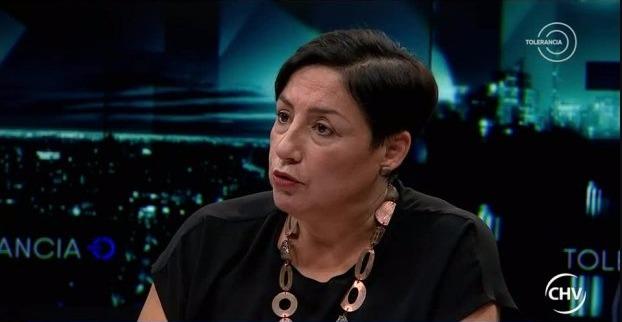 """Beatriz Sánchez: """"La muerte del matrimonio Luchsinger-Mackay no lo califico como terrorista, es un delito tremendo"""""""