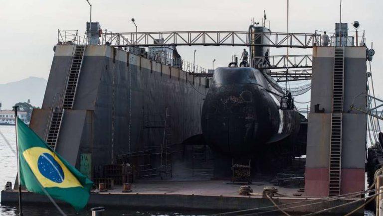 Investigan corrupción en venta de submarinos franceses a Brasil: E$6.700 millones, Odebrecht en la mira