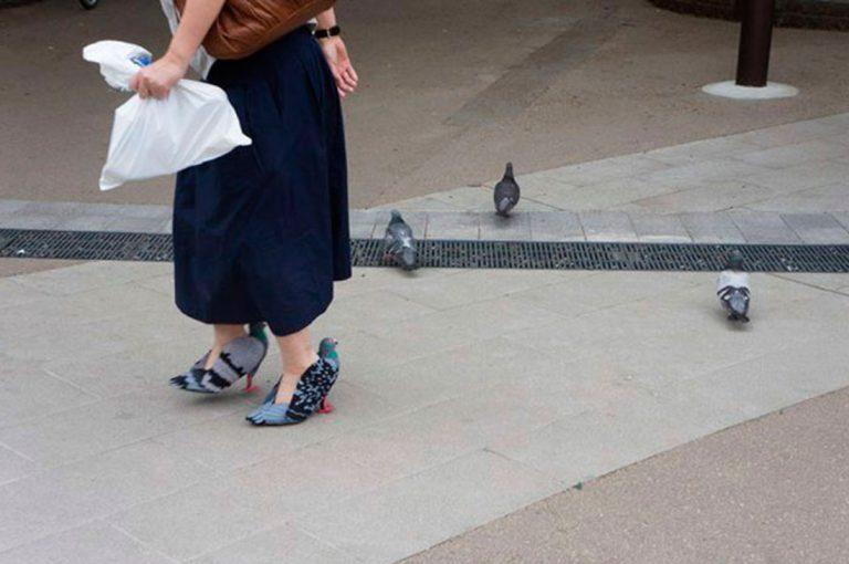 Los zapatos paloma de esta japonesa son furor y los puedes hacer tu misma!