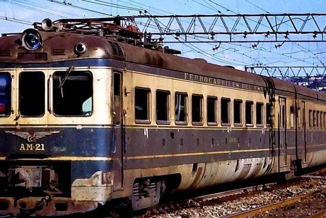 Cámara de Diputados pide a la Presidenta reestablecer el ferrocarril en todo el país