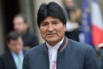Evo Morales recuerda natalicio de Allende y cuestiona socialismo de Bachelet