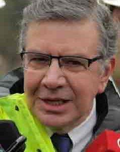 Joaquín Lavín I., alcalde de Las Condes