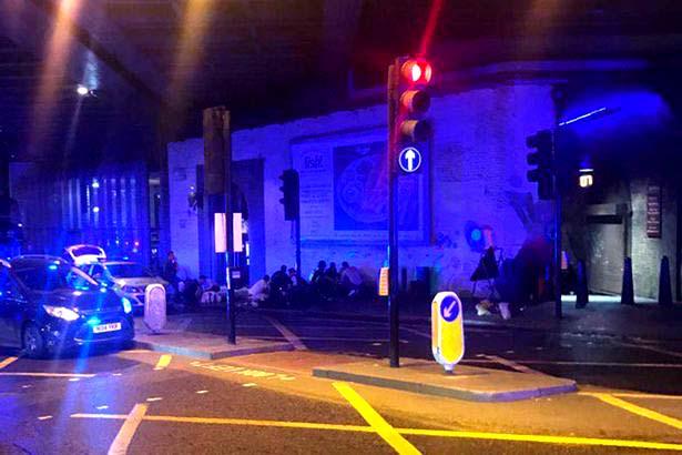 Estado Islámico reivindica los atentados de Londres