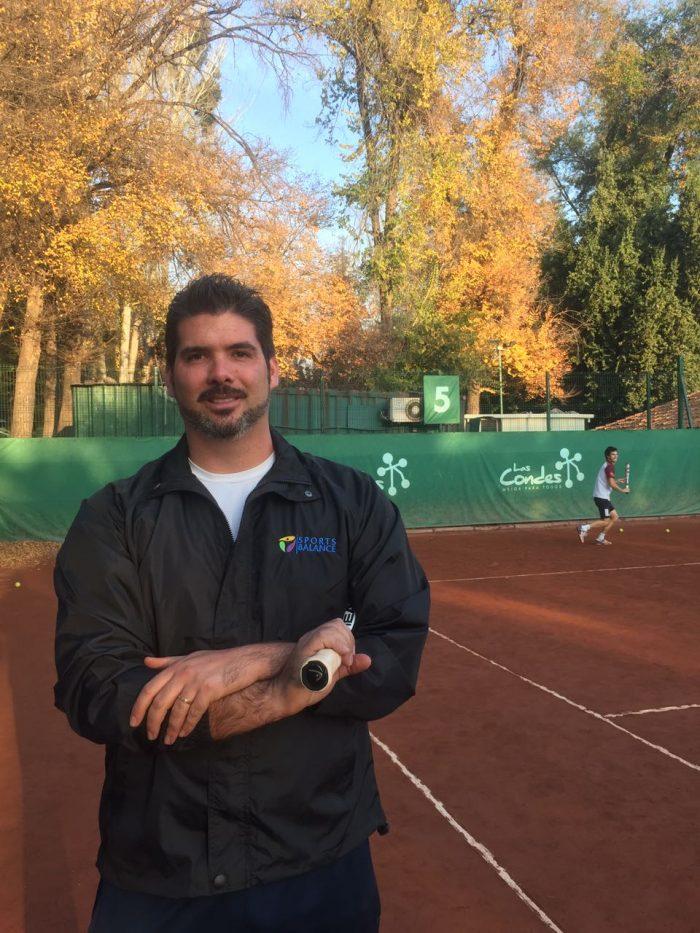Mike Evans, entrenador de Sports Balance