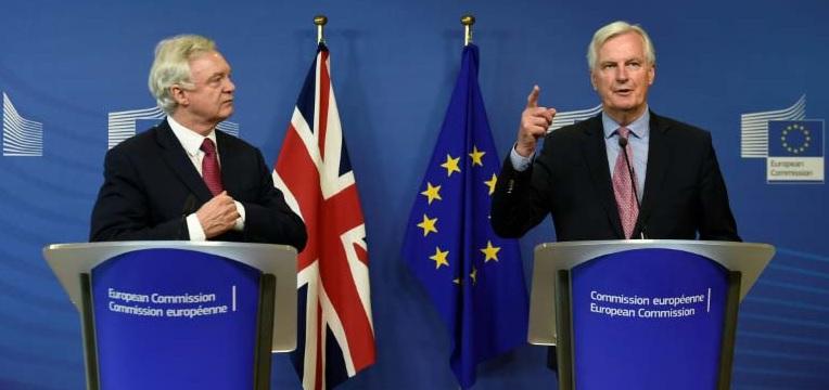 En Bélgica esta mañana el Reino Unido y la UE inician las negociaciones del Brexit