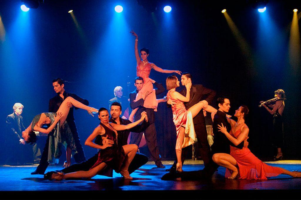 ¡Con 15 artistas en escena regresa a Chile Tango Genuine!