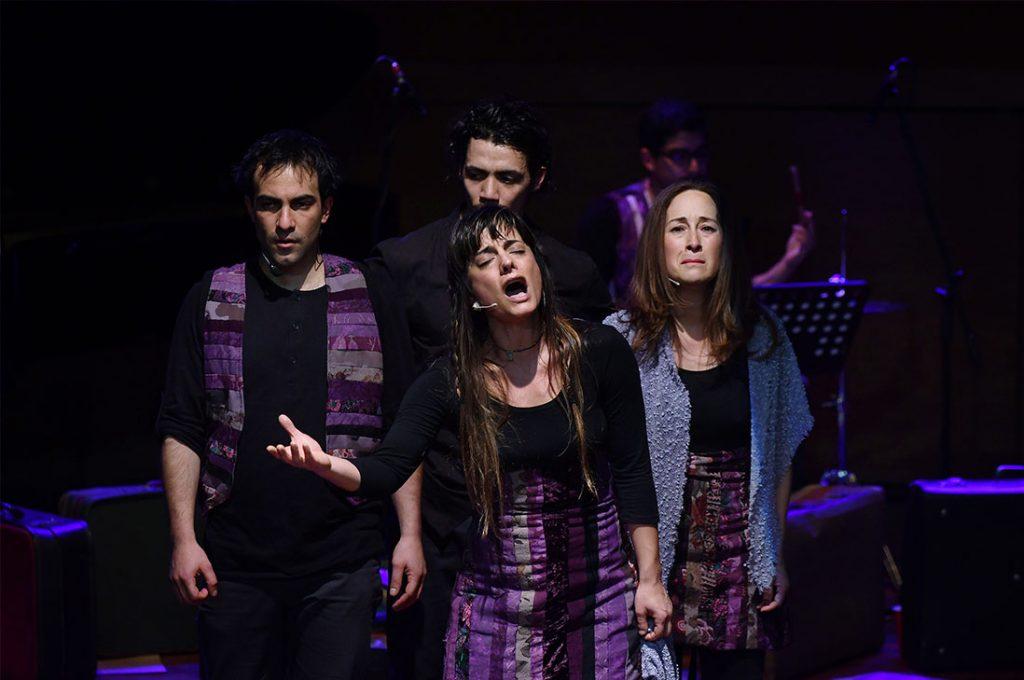 Cantata celebra el centenario de Violeta Parra