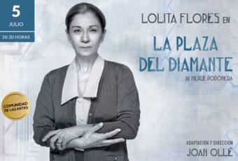 ¡LOLITA FLORES regresa a Chile con exitoso montaje español!