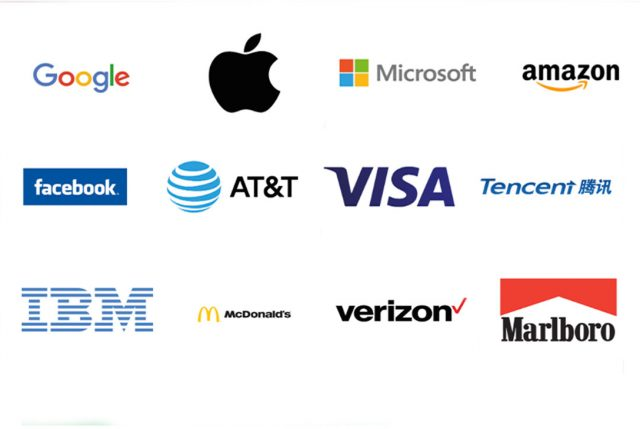 10d3355a9a8 Las empresas de tecnología dominan el ranking de las marcas globales más  valiosas del mundo