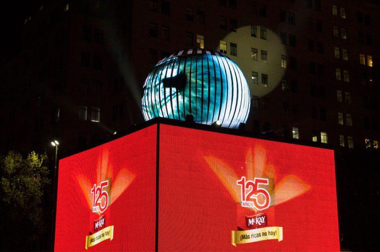 McKAY®  celebró sus 125 años con espectacular show visual