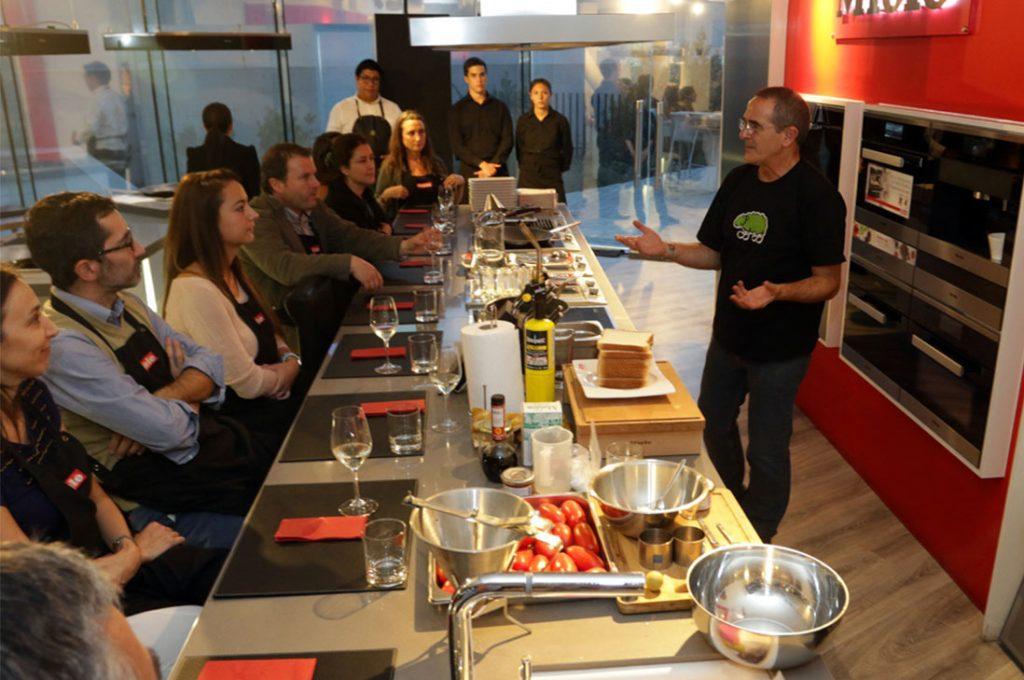 """Miele anuncia nuevas fechas en ciclo de gastronomía  """"Mundo Gourmet, Cocinas del Mundo"""""""