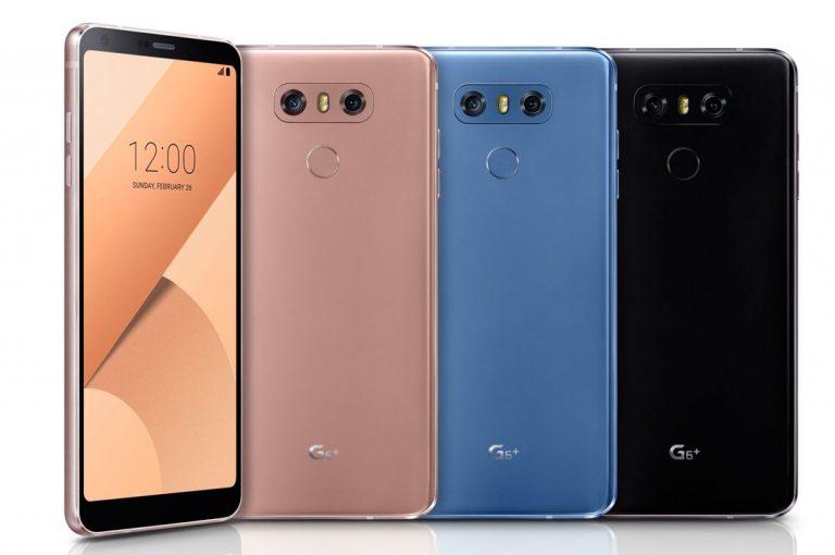 """LG G6 incorporará """"Reconocimiento facial"""" en próxima actualización"""