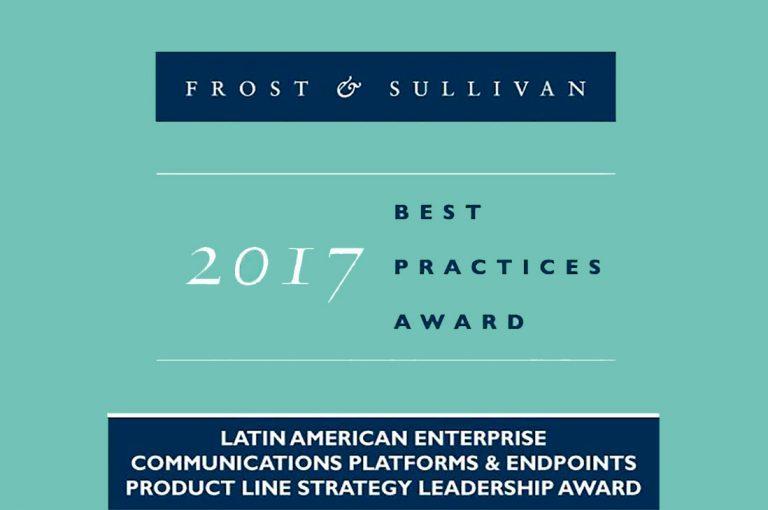 Yokogawa recibe el premio Frost & Sullivan 2017 por sus soluciones y servicios de automatización industrial