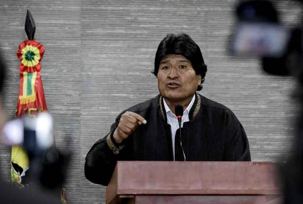 Evo decide que el Gobierno pagará multa a 9 bolivianos sentenciados en Chile