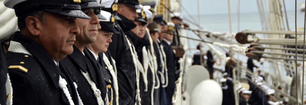 Dan a conocer la conformación del nuevo alto mando de la Armada