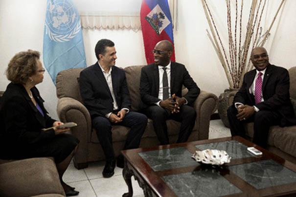 Consejo de Seguridad de la ONU reafirma su compromiso con Haití