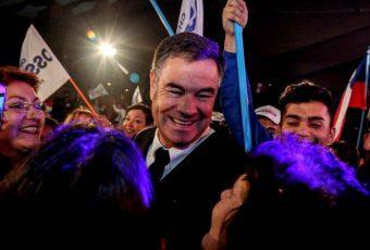"""El épico llamado que hace Ossandón para vencer a Piñera en las primarias: """"Los votos serán las piedras"""""""