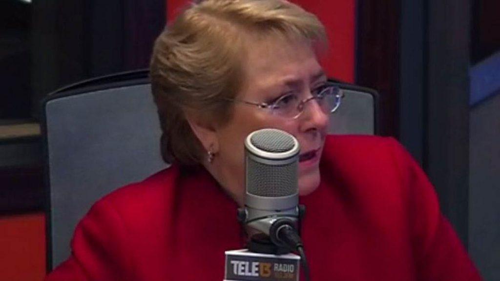"""Presidenta Bachelet le responde a Piñera: """"Uno espera de un dirigente político que aspira a ser presidente de la República, una sensibilidad con estos temas"""""""