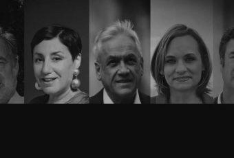 Cadem semanal: Piñera por tercera semana consecutiva estancado en 25%