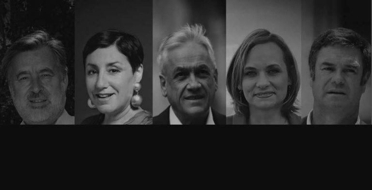 Estudio de la U. San Sebastián: Presidenciables alcanzan bajos niveles de aprobación ciudadana en situaciones cotidianas