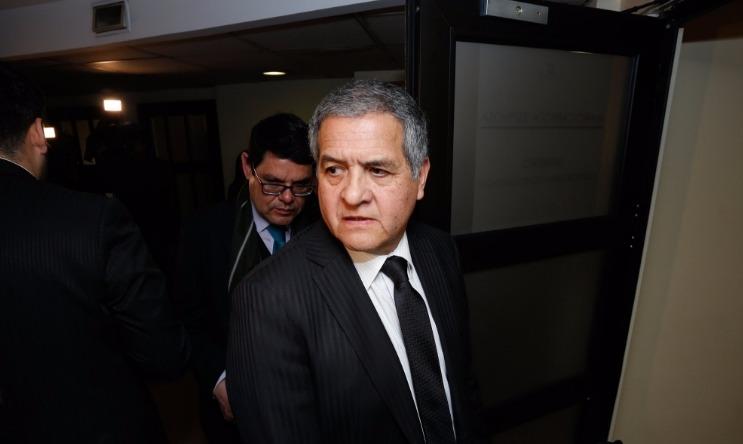 """Ministro Carroza por detención del """"Comandante Emilio"""": """"Tiene todos los elementos para ser extraditado"""""""