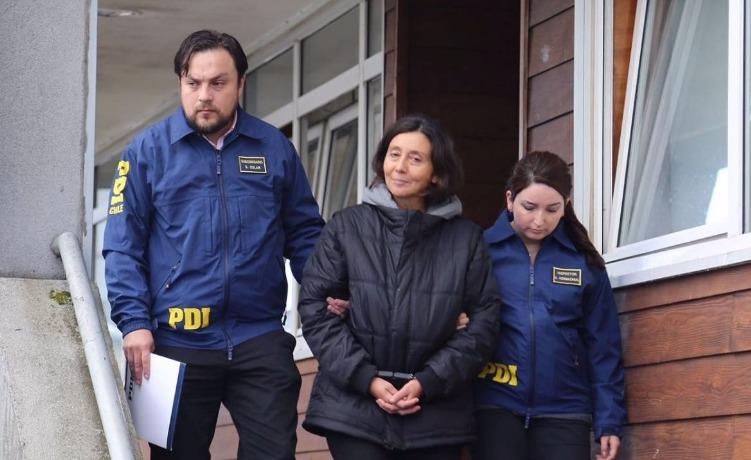 """Ministro Carroza confirma traslado de pareja del """"Comandante Emilio"""" a Cárcel  de Alta Seguridad"""