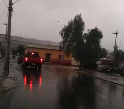 Sistema frontal: Suspenden clases en comunas de Huasco y Alto del Carmen