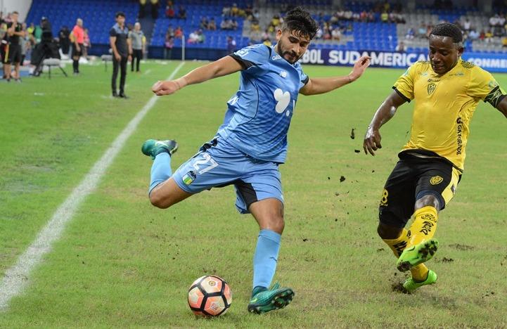 O'Higgins eliminado de la Sudamericana tras caer frente a Fuerza Amarilla