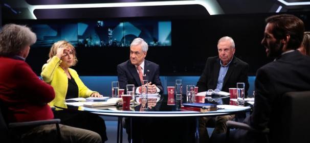 Piñera en Tolerancia Cero: El arte de cómo evadir las preguntas e irse por las ramas