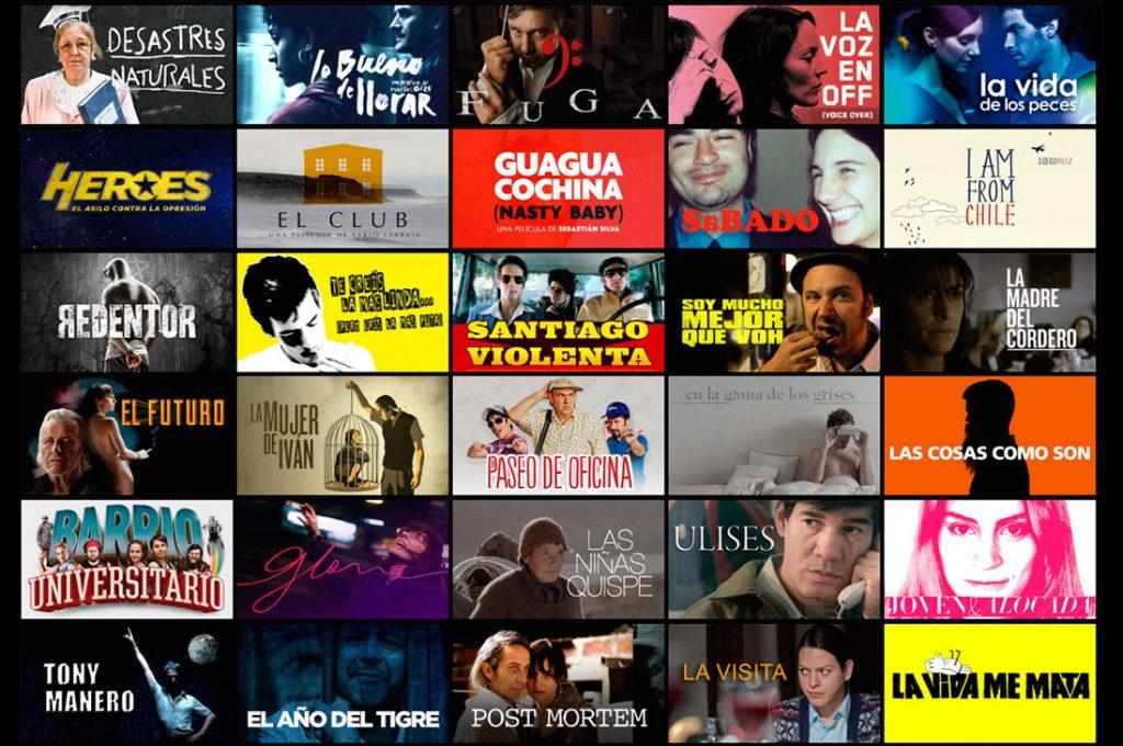 """""""Onda Media"""", la nueva plataforma digital gratuita del cine chileno"""