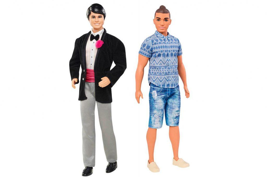 Ken de Barbie se renueva de acuerdo a los estereotipos actuales